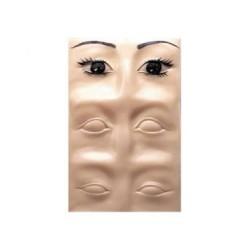 Piele sintetica 3D Sprancene Makeup